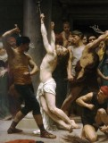 The Flagellation - 8x10 Picture