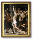 The Flagellation - 8x10 Framed Picture
