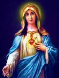 Immaculate Heart 8x10 Picture