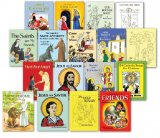 All 17 Coloring Books