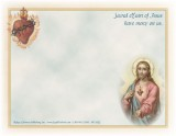 Sacred Heart of Jesus Notecards