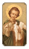 Prayer to the Holy Ghost Holy Card Laminated