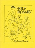 The Holy Rosary - Coloring Book