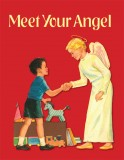 Meet Your Angel - Coloring Book