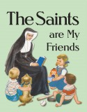 The Saints are My Friends - Coloring Book