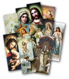 Assorted Catholic Bookmarks