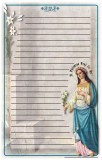 St. Philomena Notepad
