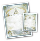 Mary Immaculate Queen of the Universe - Stationery SeT