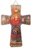 Life of Christ Cross - 3.5""