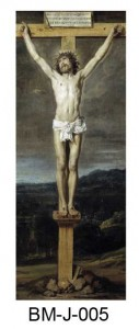 Crucifixion Bookmark