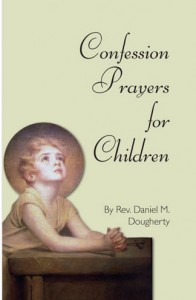 Confession Prayers for Children