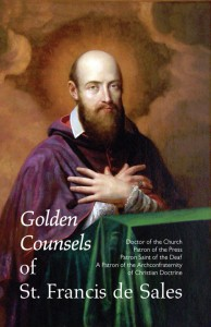Golden Counsels of St. Francis de Sales