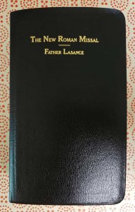 The New Roman Missal - Fr. Lasance