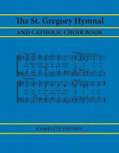 St. Gregory Hymnal and Catholic Choir Book - Complete Edition - Slightly Defective