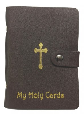 Holy Card Binder