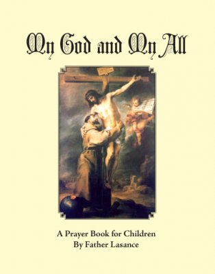 My God and My All - A Prayer Book for Children