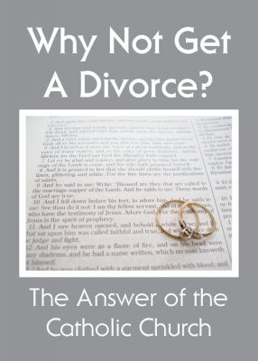 Why Not Get a Divorce?