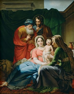 Holy Family - Print Only