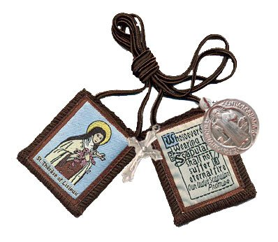 St. Therese Scapular