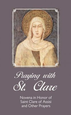 Praying with St  Clare